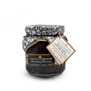 Black olive tapenade with Nuts / Tapenade de aceitunas con nueces