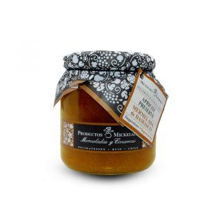 mermelada Apricot / Damasco mickelsen 220 g