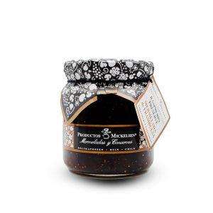 mermelada de frambuesa mickelsen 220 g