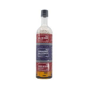 Botella desmontable tres productos