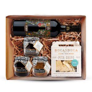 Caja Gourmet 14 de febrero - 01