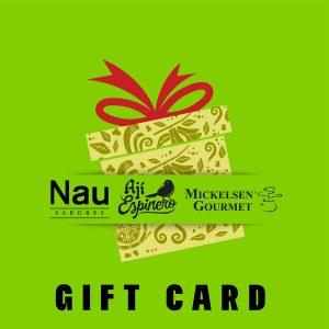 Gift card green Vinogourmet.cl