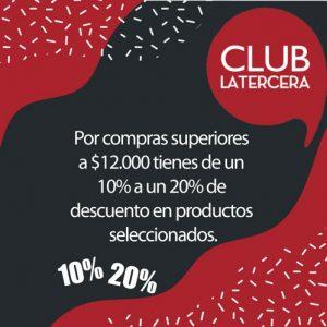 Descuento Club La Tercera