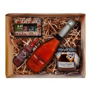Caja gourmet premium CC15