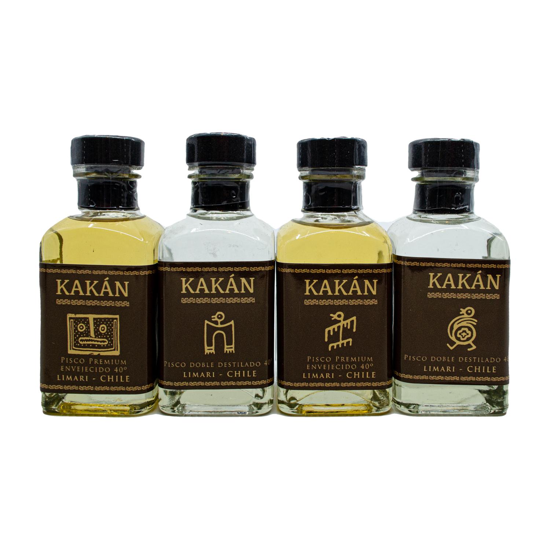 pack kakanx4 miniatiuras 2